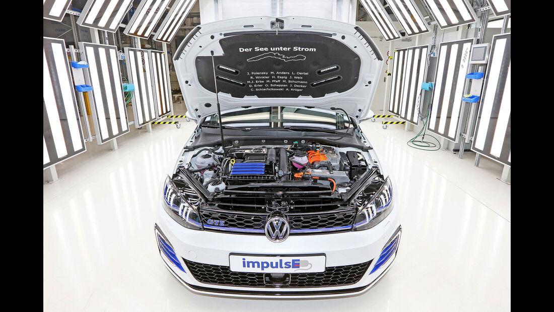 Azubi VW Golf Golf GTE Variant impulsE