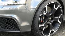 B&B Audi RS3, Felgen
