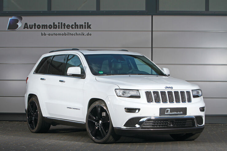 B&B Jeep Grand Cherokee
