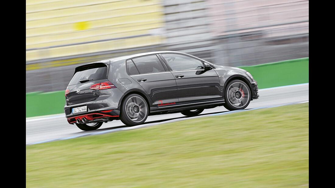 B&B VW Golf GTI, Seitenansicht, Frontansicht, spa 05/2014