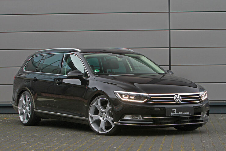 b b vw passat 2 0 bi tdi zweiliter diesel mit 300 ps auto motor und sport. Black Bedroom Furniture Sets. Home Design Ideas