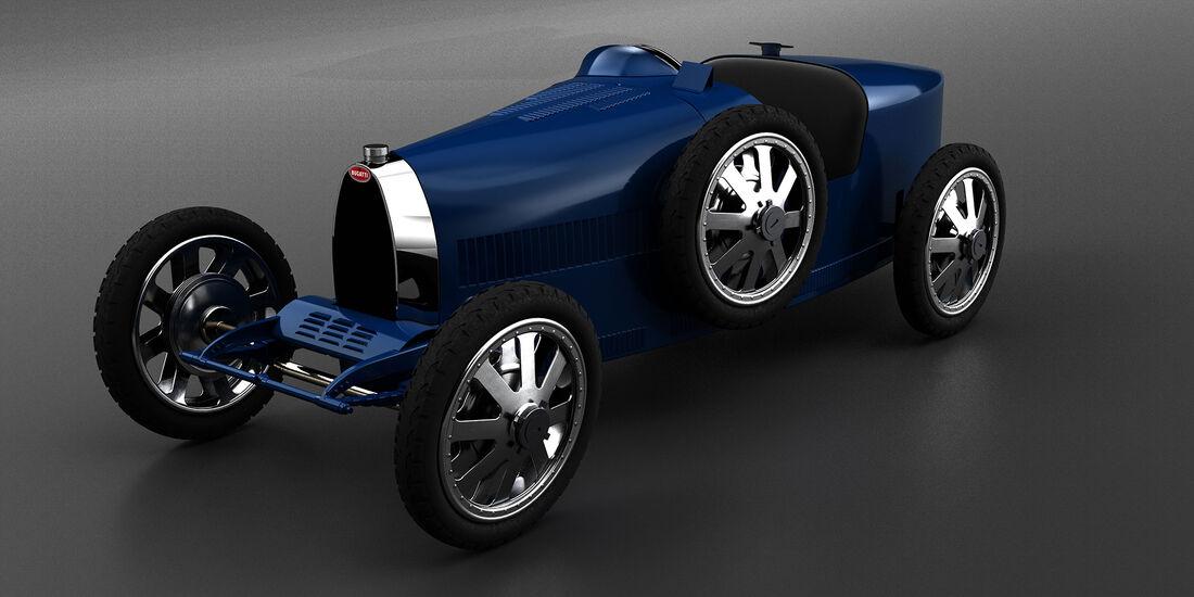 Bébé Bugatti