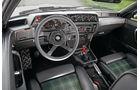 B7 S Turbo Coupé, Cockpit