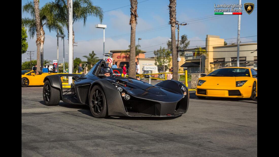 BAC Mono - Supercar Show - Lamborghini Newport Beach