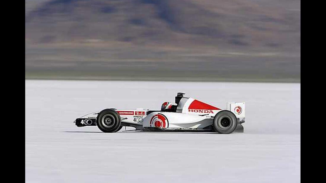 BAR Honda Bonneville 400