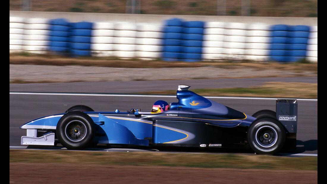 BAR - Jacques Villeneuve - F1-Test - 1999