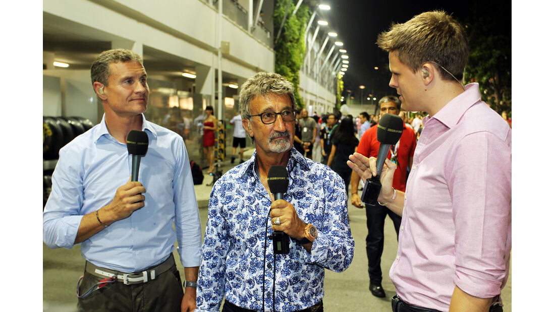 BBC - Formel 1 - GP Singapur - 22. September 2012