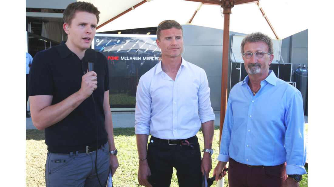 BBC Formel 1-Reporter