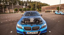 BBM-BMW 350d 3T, Tuning, Triturbo, 11/2015