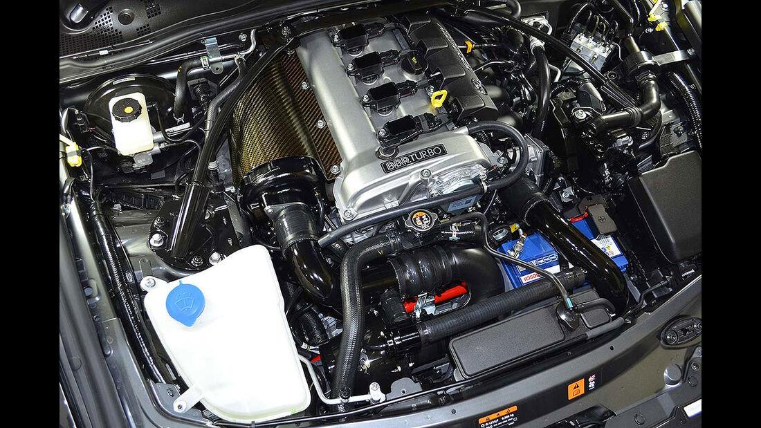 BBR Mazda MX-5 ND Turbo Stage 1