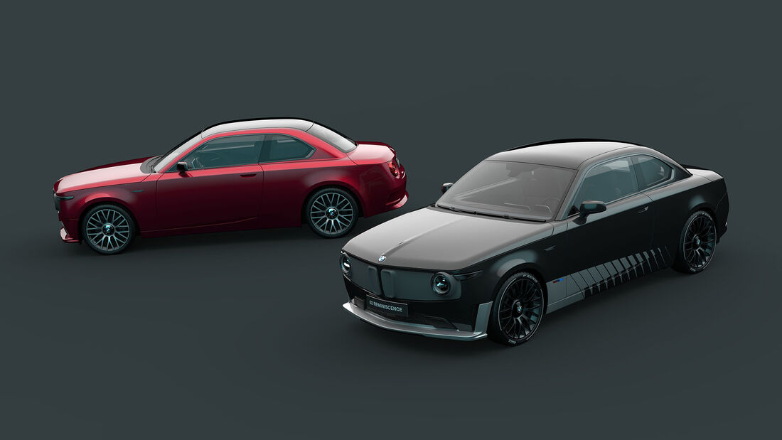 BMW 02 Reminiscence Concept