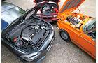 BMW 114i, BMW 316i, BMW 2002, Motor
