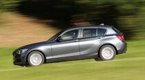 BMW 114i, Seitenansicht
