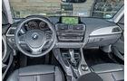 BMW 116d EDE, Cockpit