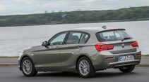 BMW 116d EDE, Heckansicht