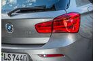 BMW 116d EDE, Heckleuchte