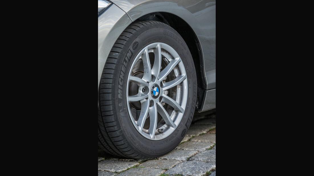 BMW 116d EDE, Rad, Felge