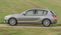 BMW 116d EDE, Seitenansicht