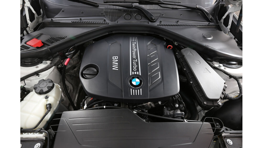 BMW 116d Efficient Dynamics Edition, Motor