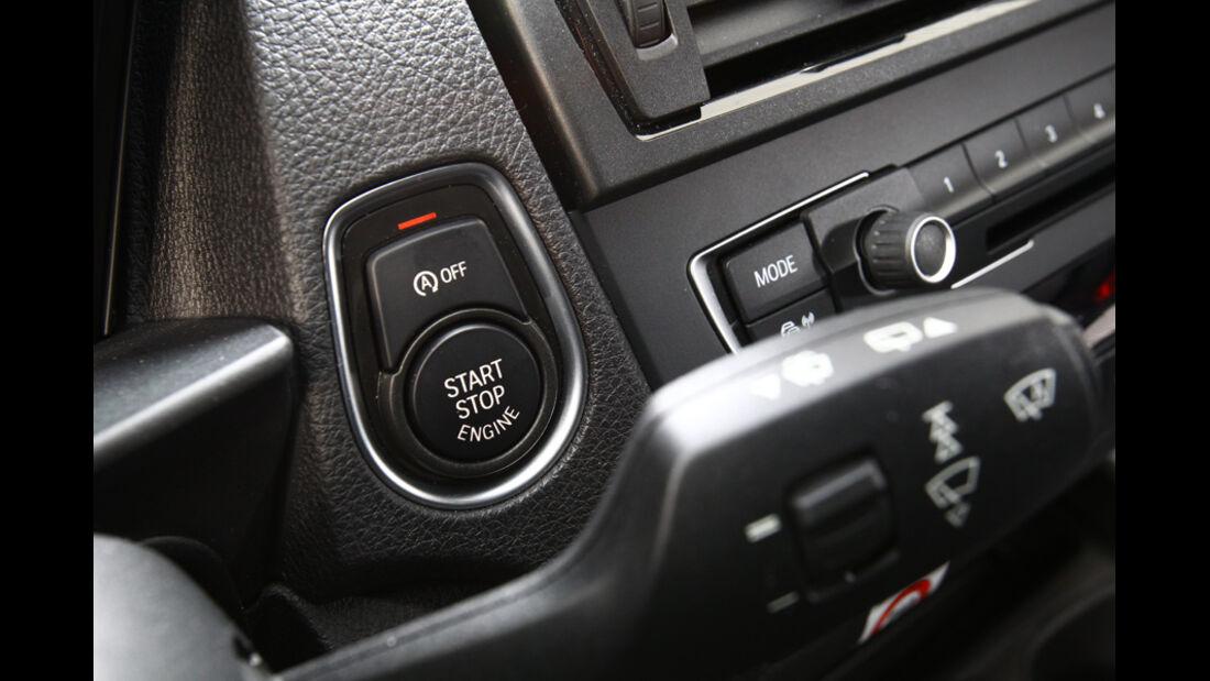 BMW 116d, Kippschalter