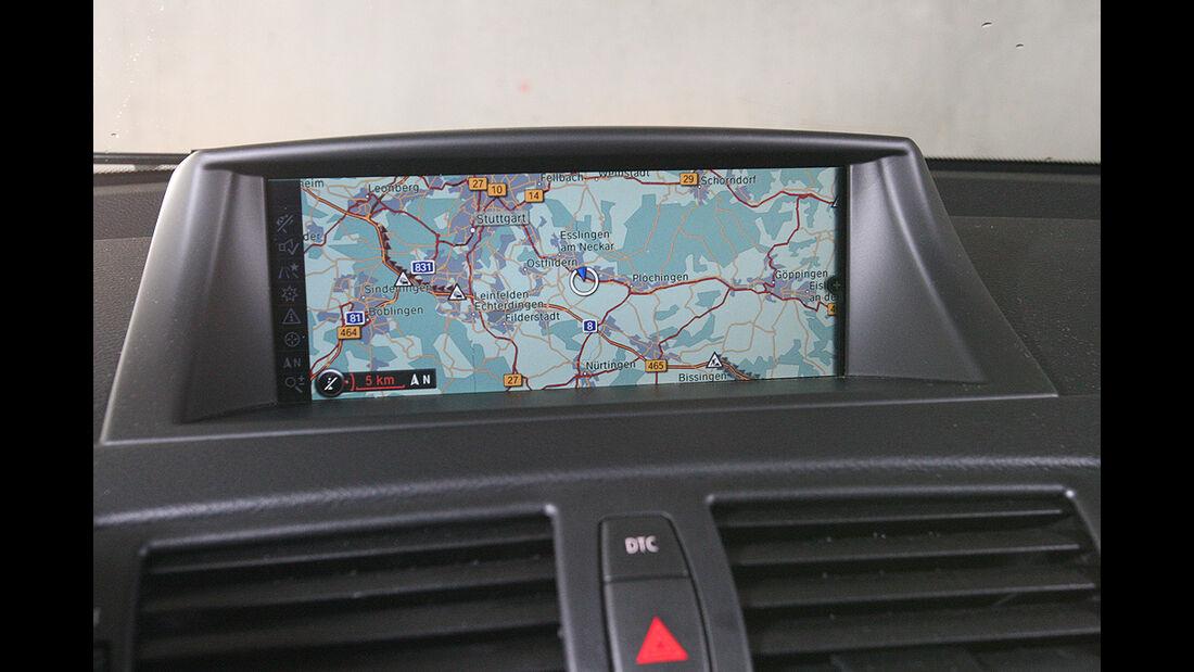 BMW 116d, Navigationssystem