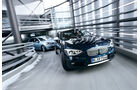 BMW 116d, VW Golf 1.6 TDI
