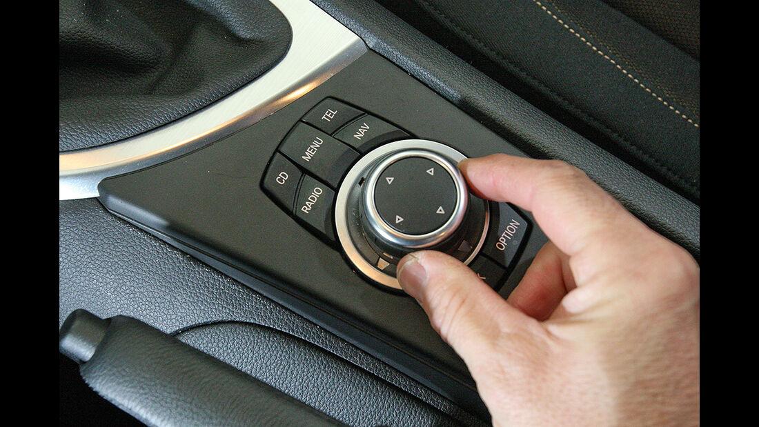 BMW 116d, i-Drive