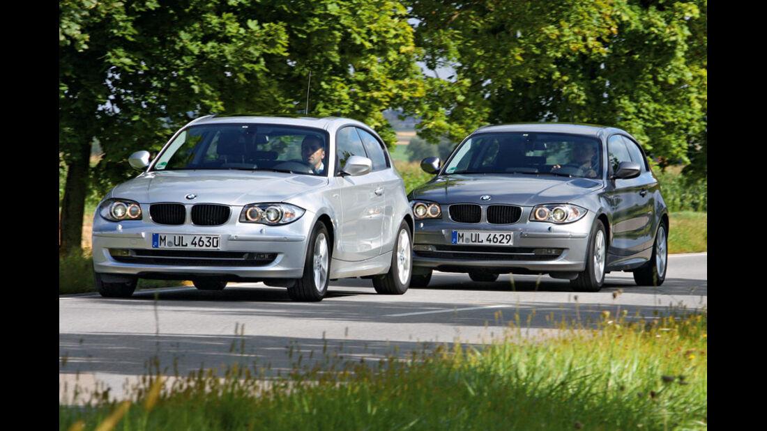 BMW 116i, BMW 116d