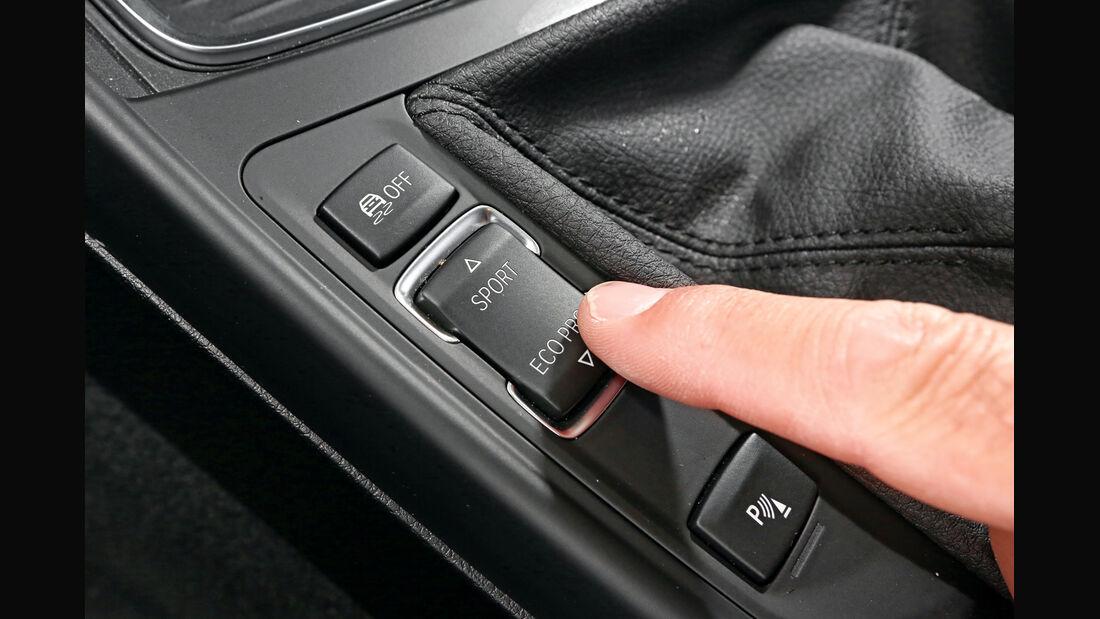 BMW 116i, Bedienelement