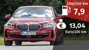 BMW 116i Realverbrauch