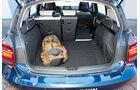 BMW 118d, Kofferraum