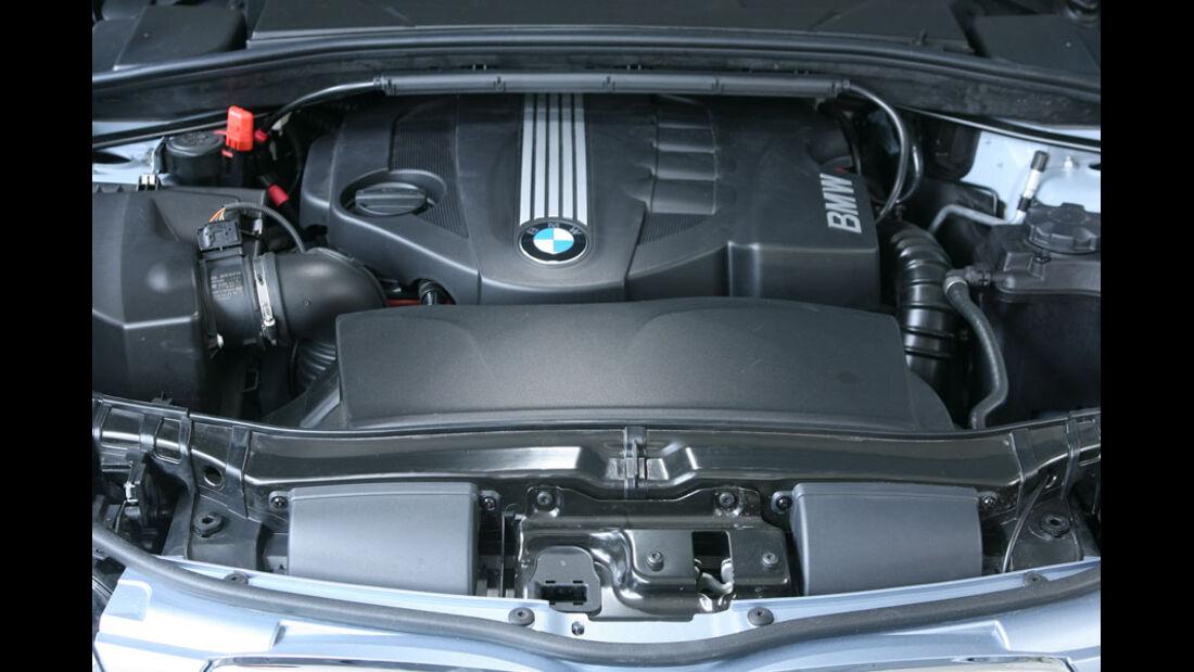 BMW 118d, Motor