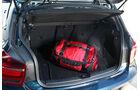 BMW 118d Sport Line, Kofferraum