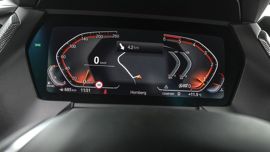 BMW 118d xDrive, ams 1220