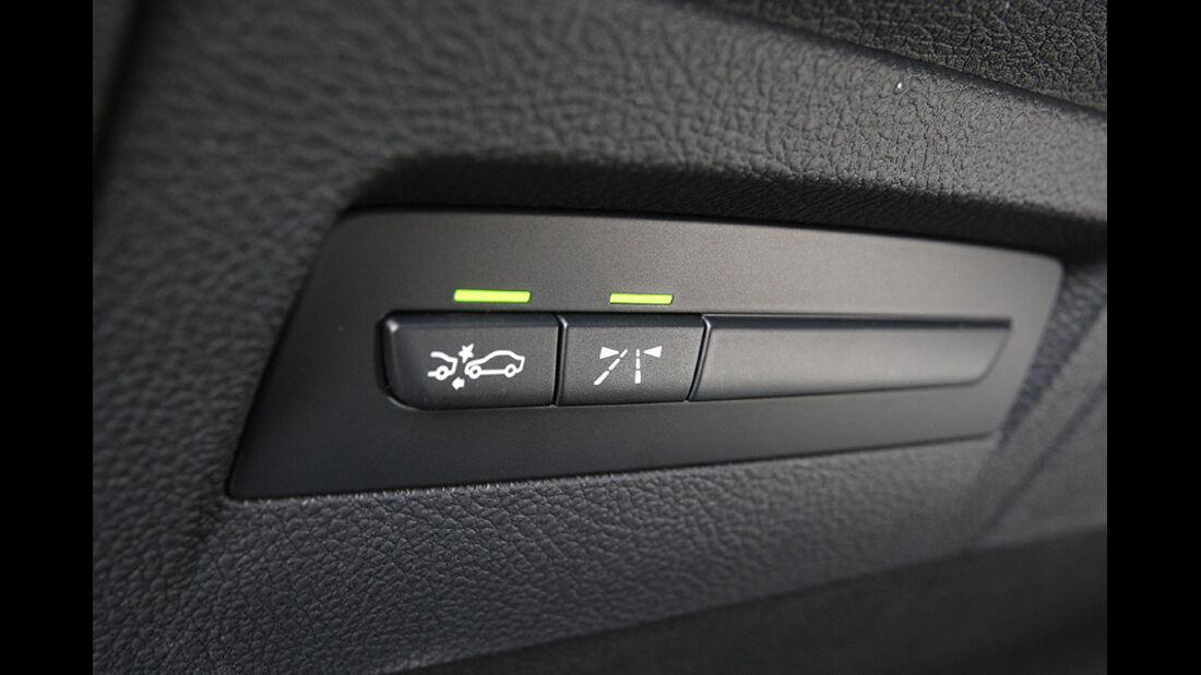 BMW 118i, Assistenzsysteme