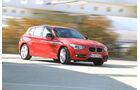 BMW 118i, Front