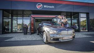 BMW 118i, Gebrauchtwagen-Check, asv2418