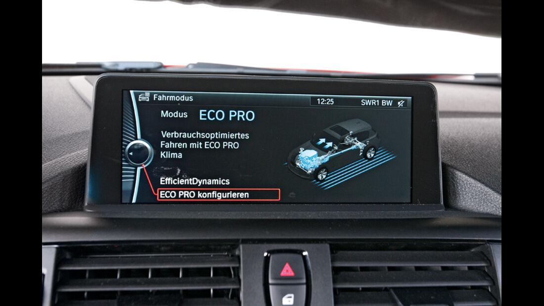 BMW 118i, Pro-Eco-Programm