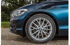 BMW 118i, Rad, Felge