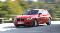BMW 118i Sport Line, Front