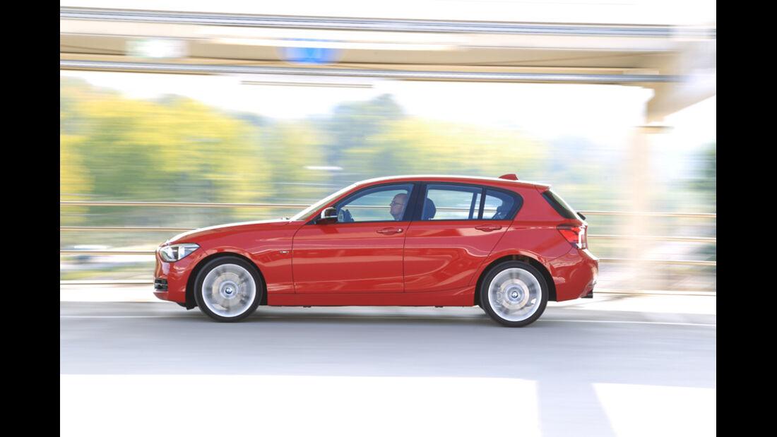 BMW 118i Sport Line, Seite