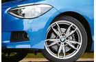 BMW 120d, Rad, Felge, Bremse