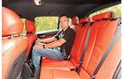 BMW 120d Sport Line, Fond