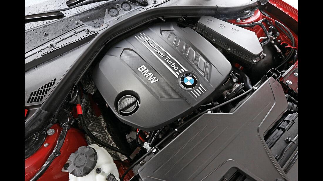BMW 120d x-Drive, Motor
