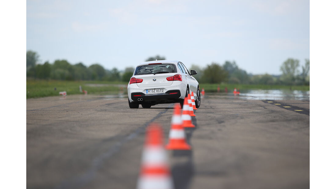 BMW 120i AUT, Exterieur