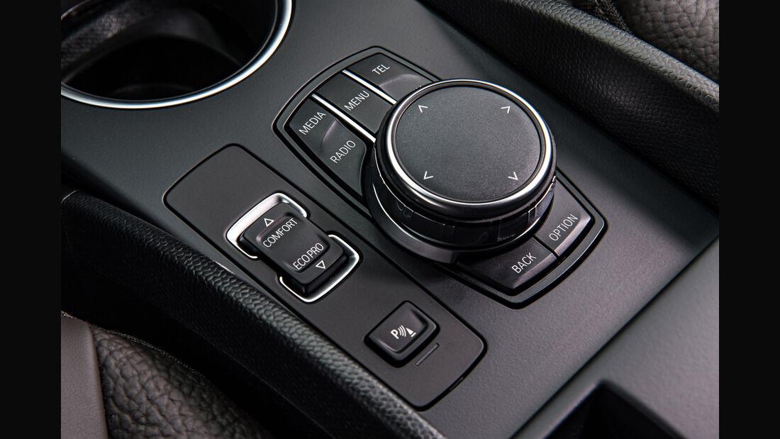 BMW 13 (94 Ah), Bedienelemente