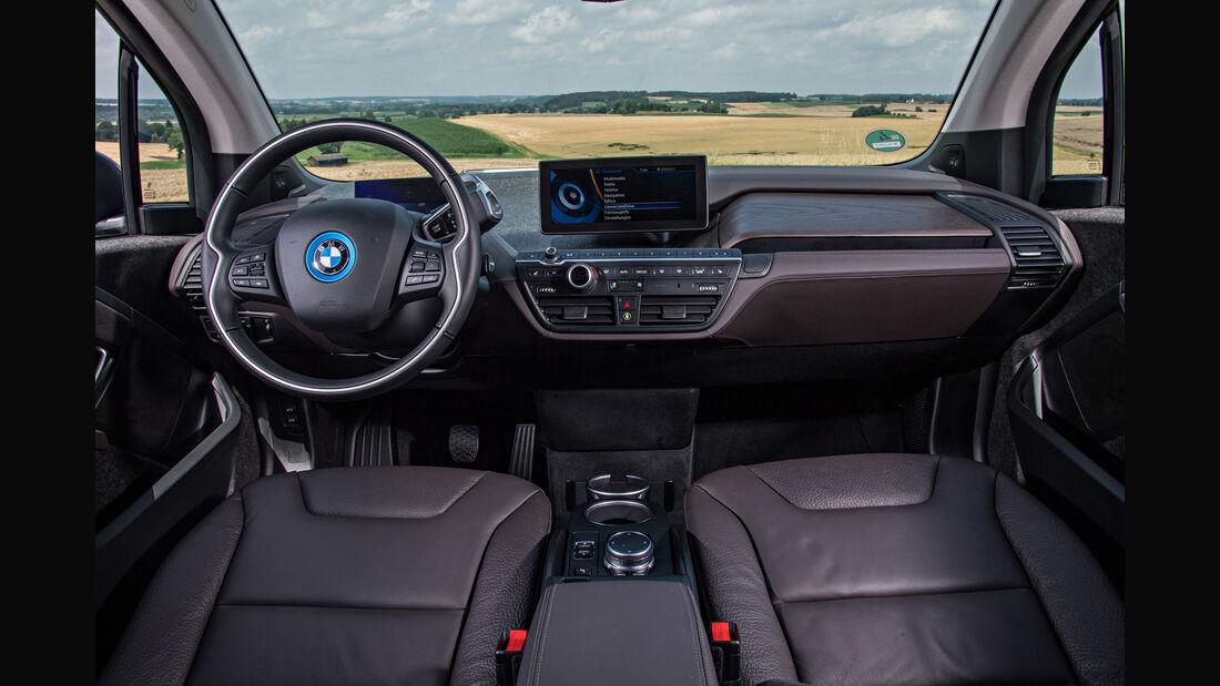 BMW 13 (94 Ah), Cockpit