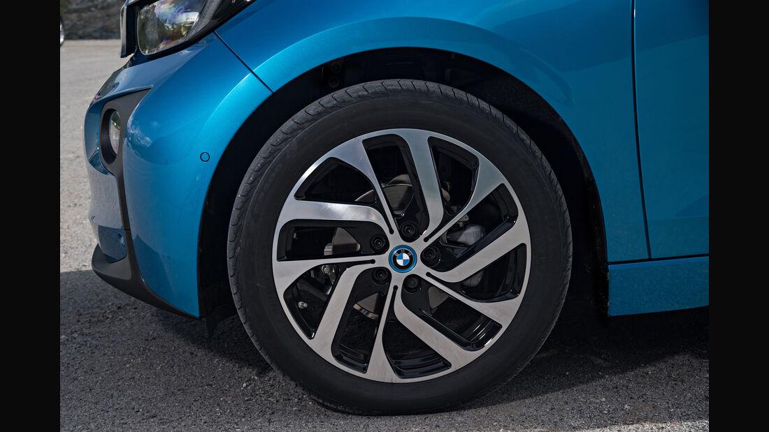 BMW 13 (94 Ah), Rad, Felge