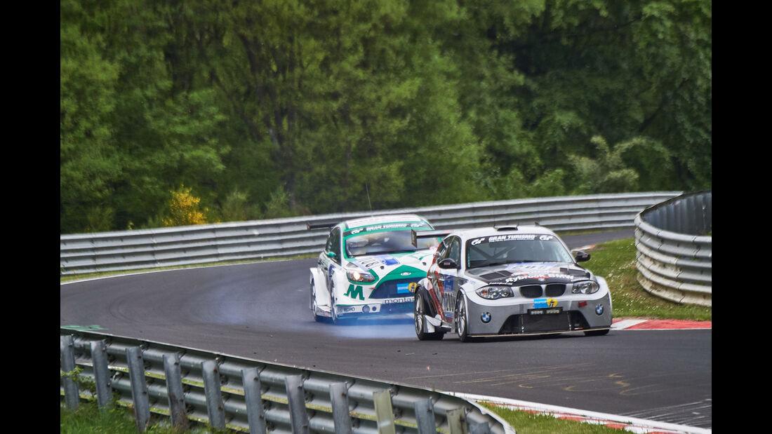 BMW 135d GTR - Startnummer: #208 - 24h-Nürburgring 2015 - Donnerstag