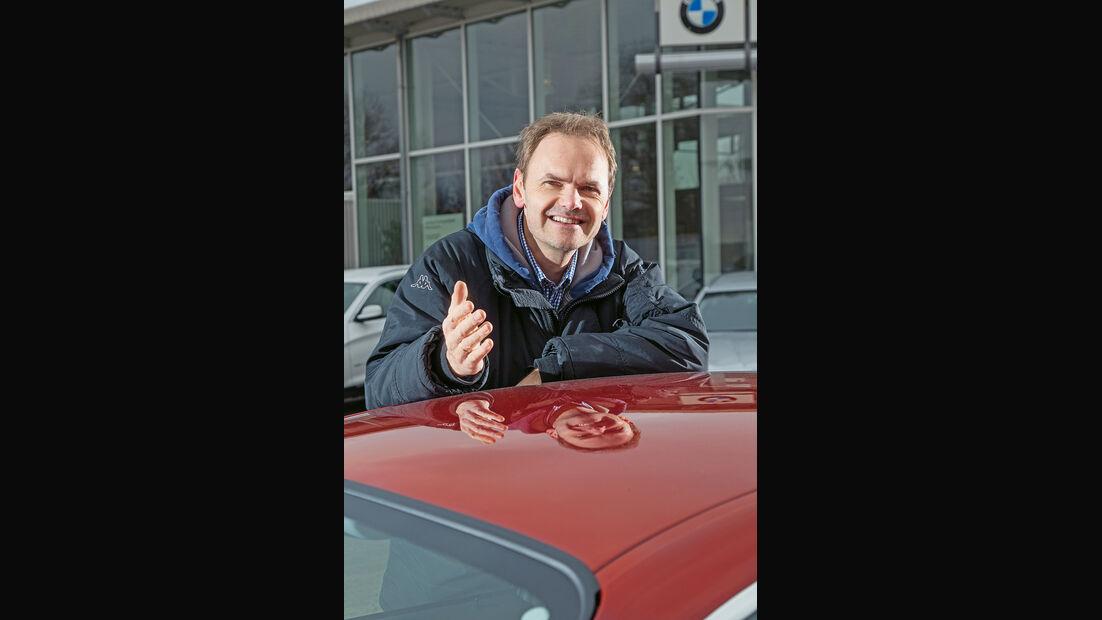 BMW 135i Coupé, Frank Mühling